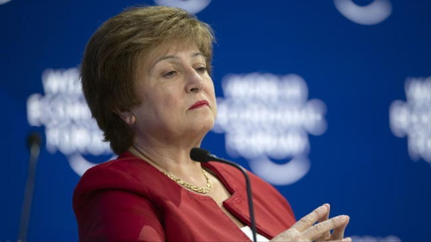 Georgieva será la candidata europea para dirigir el FMI