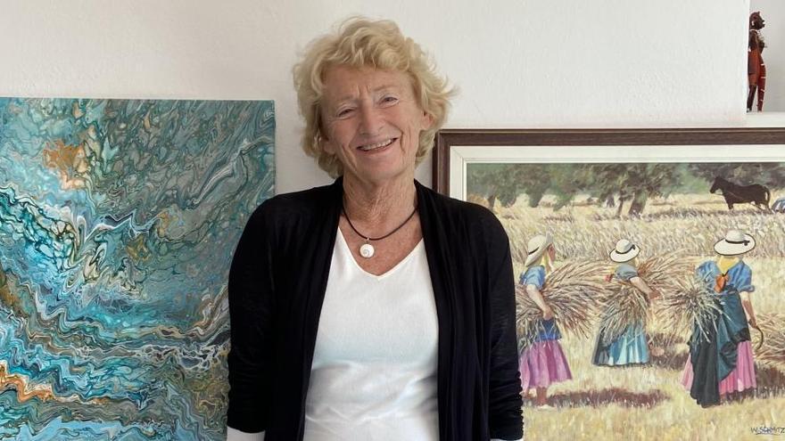 Las obras de Wendy Williams-Schmitz vuelven a Ibiza tras 12 años