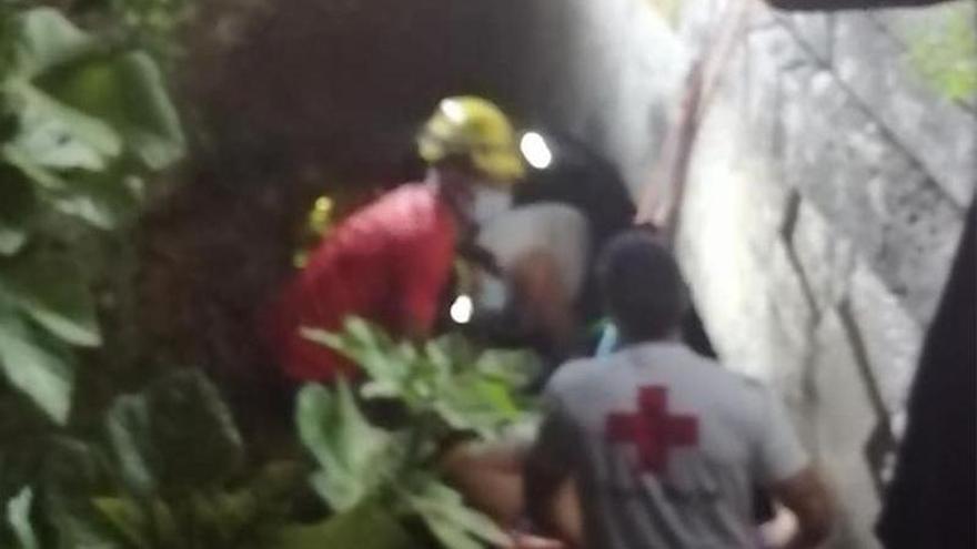 Una mujer, herida al caer a un torrente tras el concierto de L.A. en el santuario de Lluc