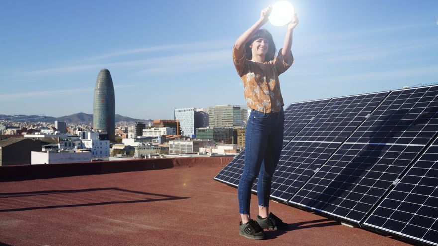 Descobreix el que et pots estalviar posant plaques solars a casa teva