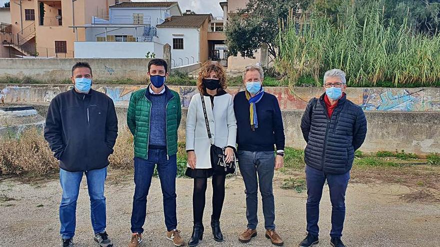 Tres millones para Sant Llorenç en infraestructuras