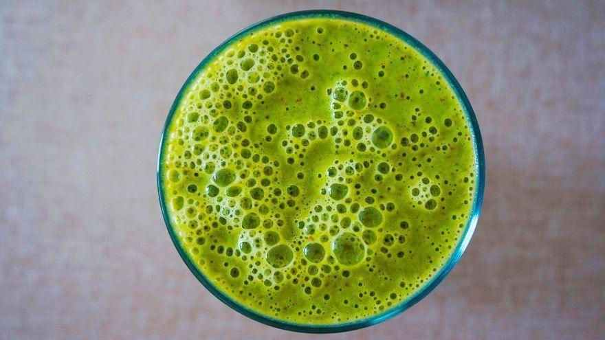 El zumo para perder hasta 3 kilos en 5 días y decir adiós a la grasa del abdomen