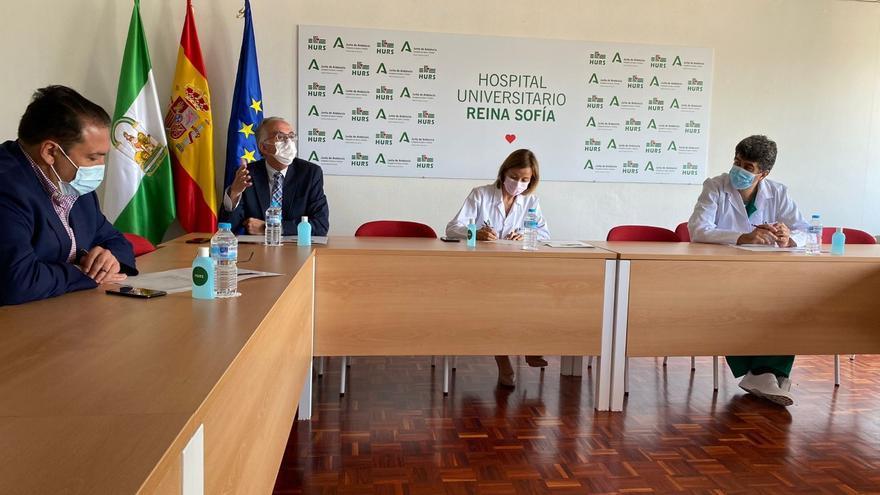 El Reina Sofía premia a la periodista María Eugenia Vílchez, al Ayuntamiento de Córdoba y a la familia de Antonio Granados
