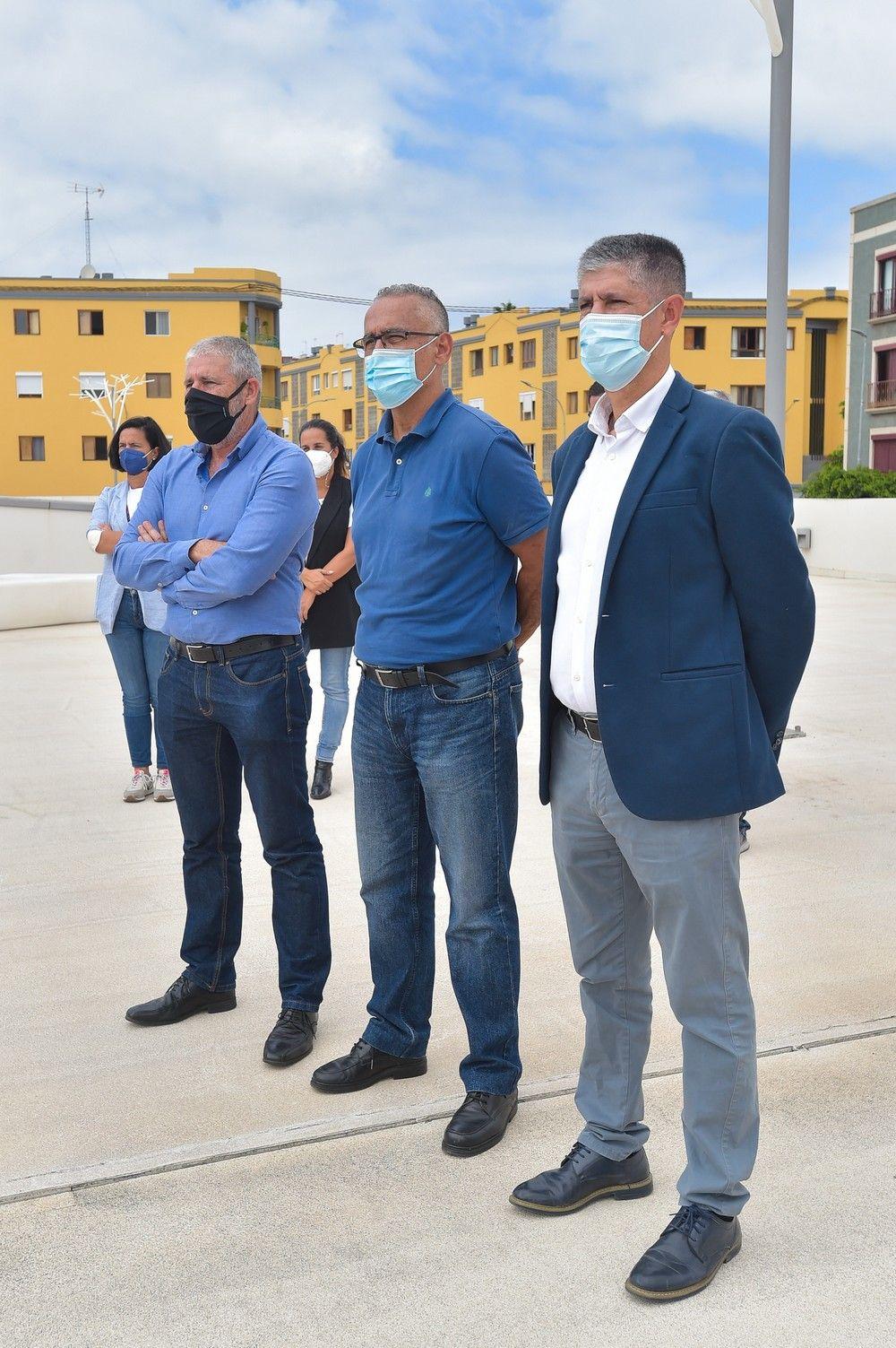 DinoSol cede instalaciones al Ayuntamiento de Arucas