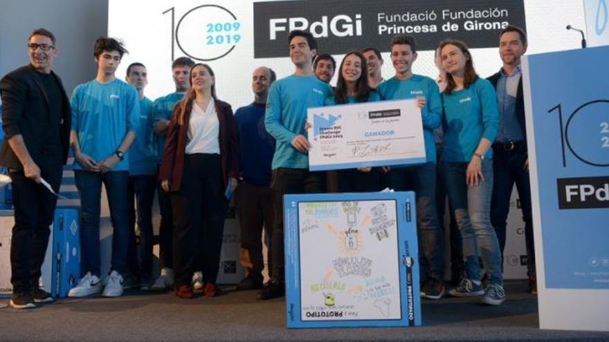La Gira de la Fundación Princesa de Girona se cierra el 29 de abril en Alicante