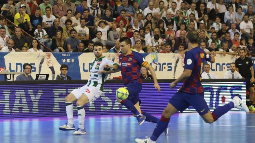 El título de la LNFS se disputará en Málaga