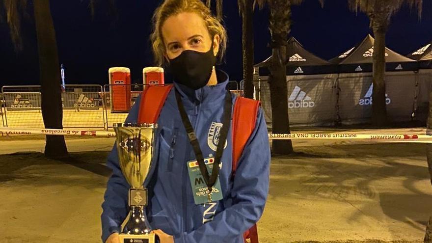 La joanenca Meritxell Soler guanya els deu quilòmetres de la Cursa dels Nassos