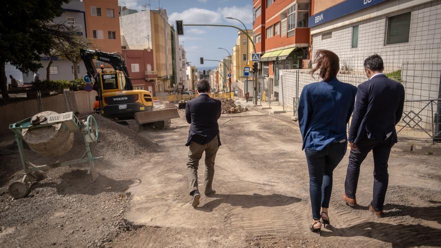 La avenida Venezuela se abrirá al tráfico mañana y los trabajos acabarán en julio