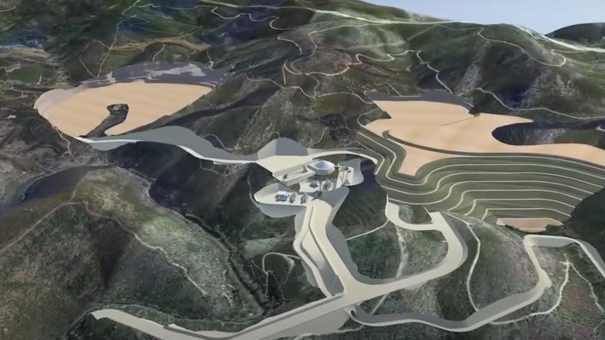 La mina de litio en el norte luso da un salto con la entrada en el capital de Galp por 5,2 millones