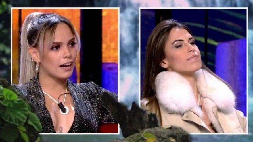 "De ""Sofea"" a ""Gloria Camorra"": gresca en 'Supervivientes'"