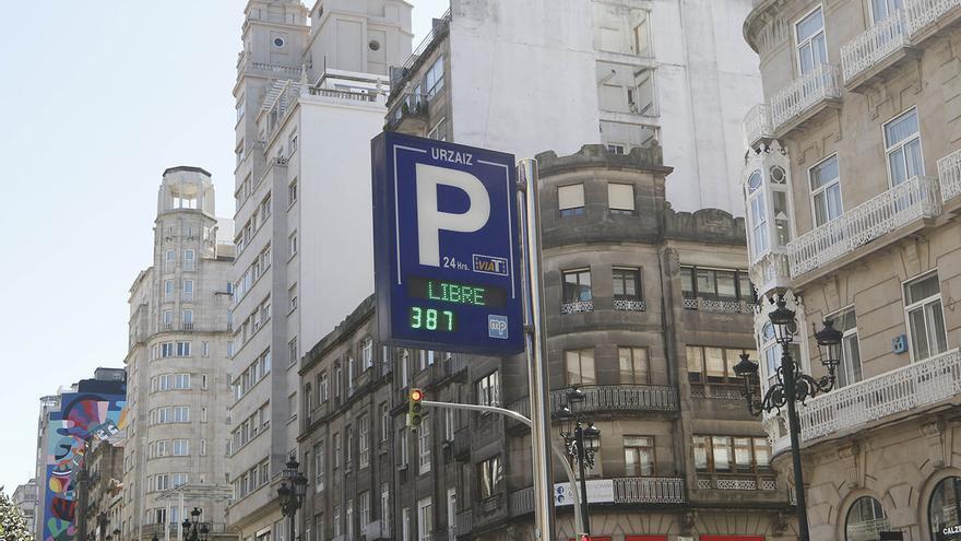 ¿Dónde es más barato aparcar en el centro de Vigo?