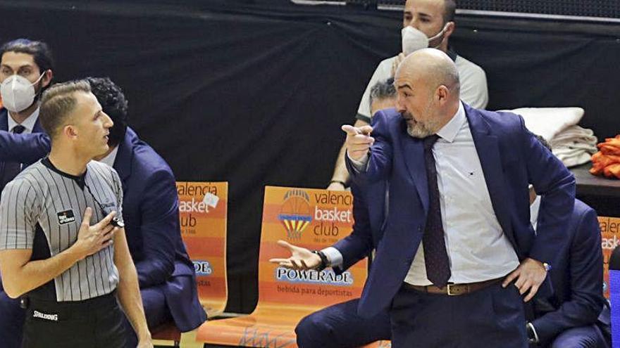 Ponsarnau y Sastre analizan la derrota ante el Barça