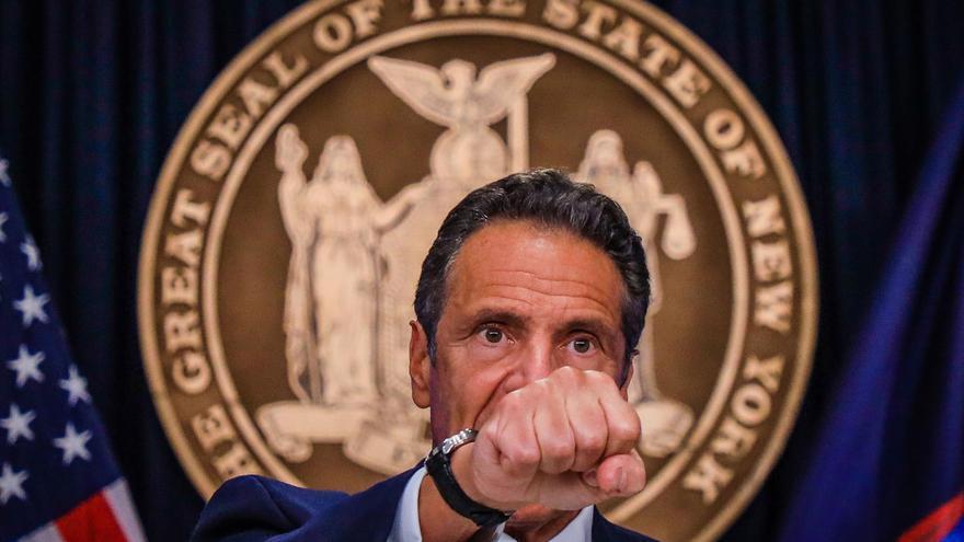 Los demócratas exigen la dimisión de Cuomo tras las múltiples acusaciones de acoso sexual