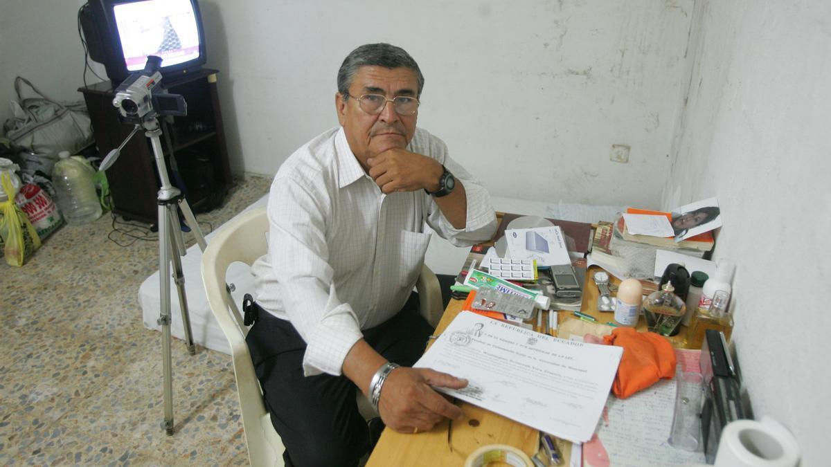 Washington Rossevelt, un emigrante en Córdoba.