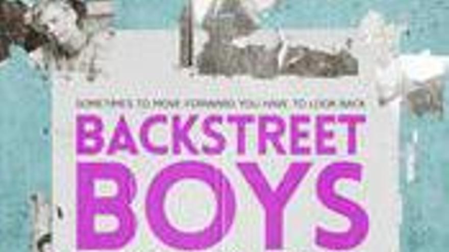 Backstreet Boys: Show 'em what you're made of