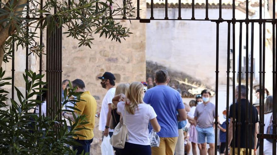 El turismo en Cáceres se recupera tras el desplome del año pasado por la pandemia