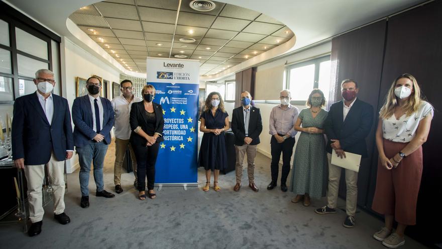 La Mancomunitat creará una mesa con la sociedad civil para acudir a Europa