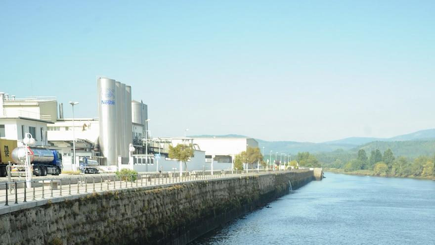 La planta de Nestlé en Pontecesures, ejemplo de gestión sostenible del agua