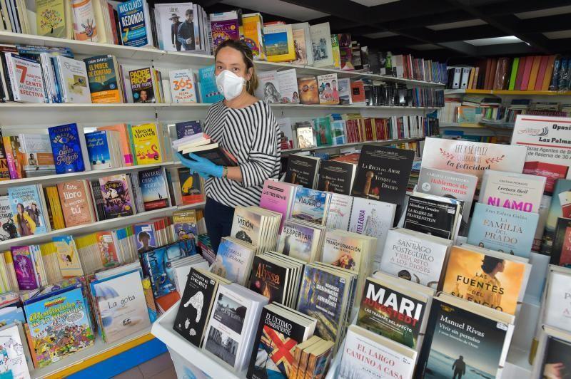 Librerías de la capital ante el confinamiento