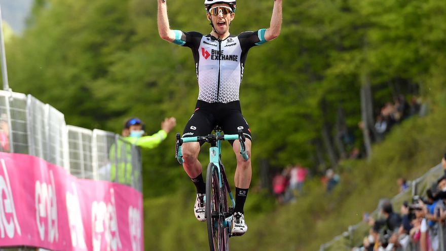Giro de Italia:  Abbiategrasso - Alpe di Mera