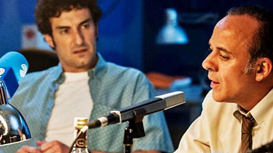 Javier Gutiérrez protagonizará la serie 'Reyes de la noche' de Movistar+