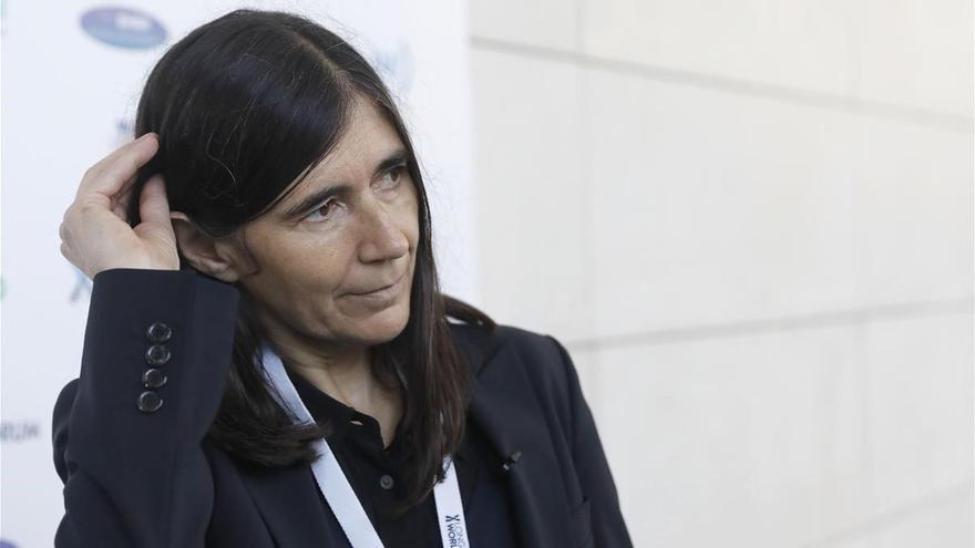 """María Blasco: """"Pronto veremos controlado el coronavirus, pero no el cáncer"""""""