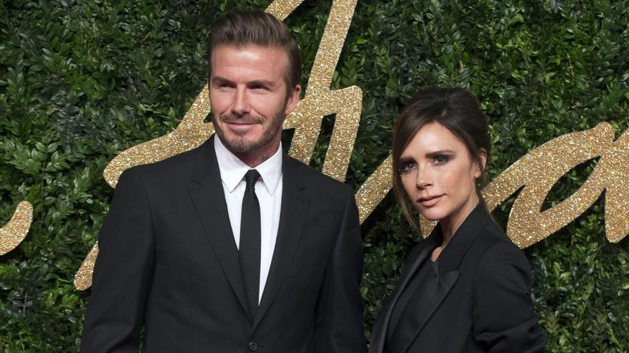David y Victoria Beckham celebran 21 años de amor