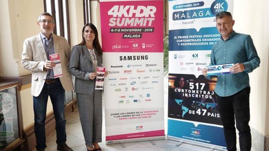 El 4kSummit Málaga celebra su V edición con novedades tecnológicas mundiales