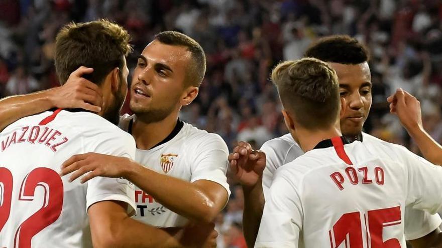El Sevilla-Roma se jugará a puerta cerrada por el coronavirus