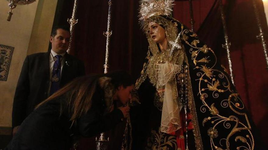 La Virgen de la Concepción recibirá el fajín de Estado Mayor del Ejército