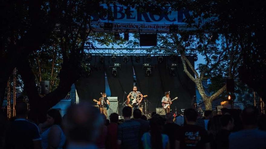 El festival SubeRock regresa con una edición especial tras dos años de parón por la pandemia