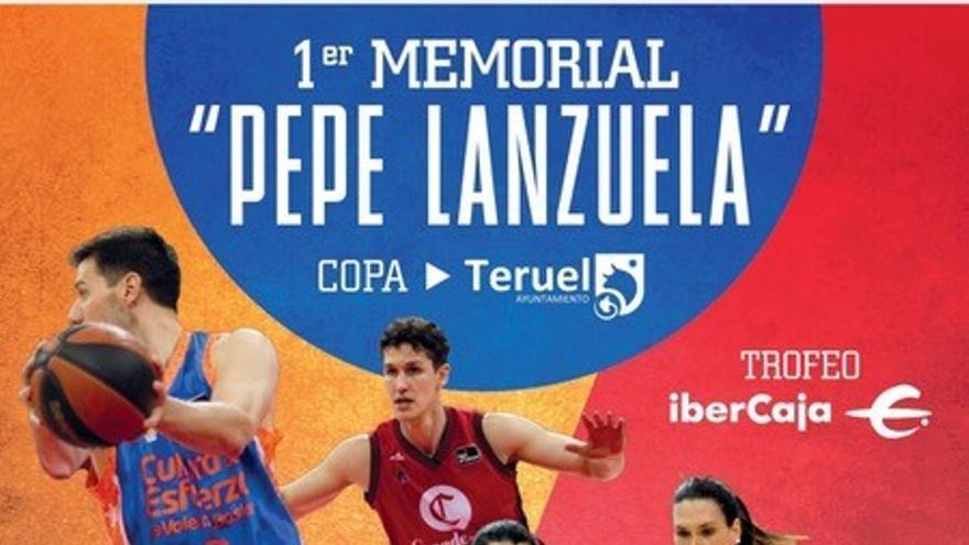 Baloncesto Femenino - 1er Memorial Pepe Lanzuela