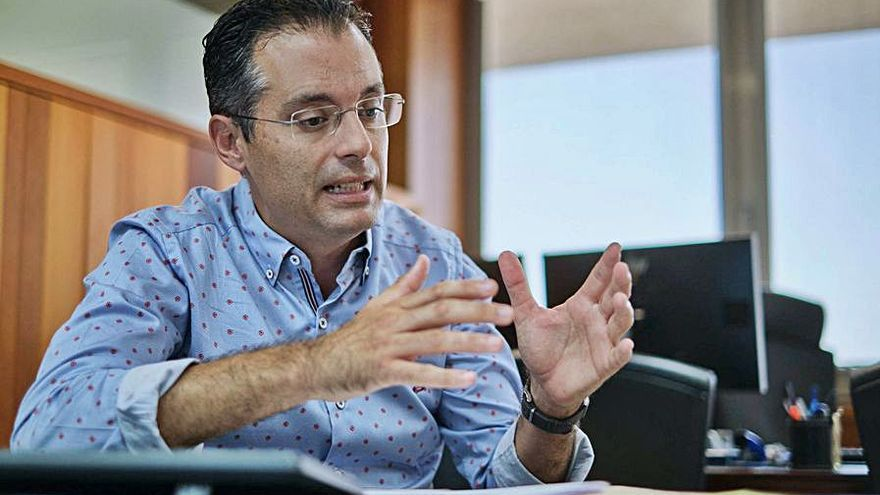 """Tarife: """"El Gobierno solo reacciona cuando lo necesita Gran Canaria"""""""