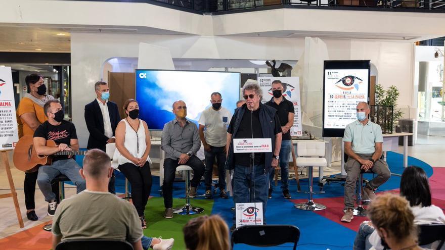 Braulio, SwingStar, Cristina Ramos, Los Salvapantallas, Pitingo y Chago Melián, entre los artistas de la gala 'Solidarios por La Palma' en Agüimes