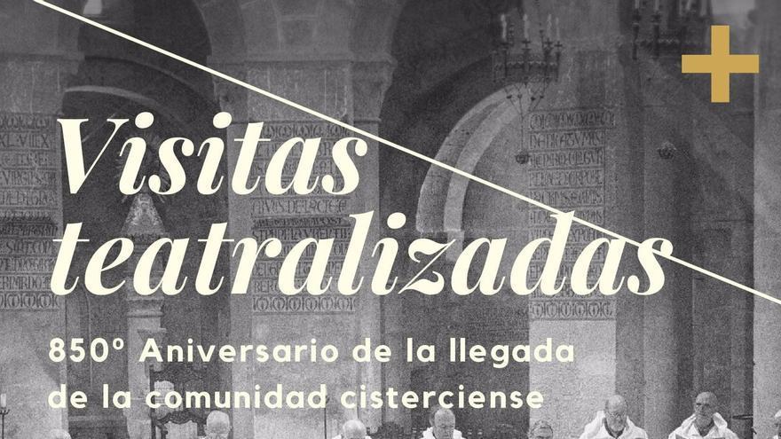 El monasterio de Veruela ofrece visitas por los 850 años de la llegada de la comunidad cisterciense