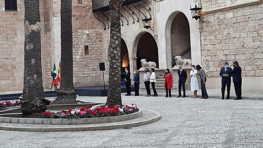 Empieza la cumbre entre España e Italia en Mallorca