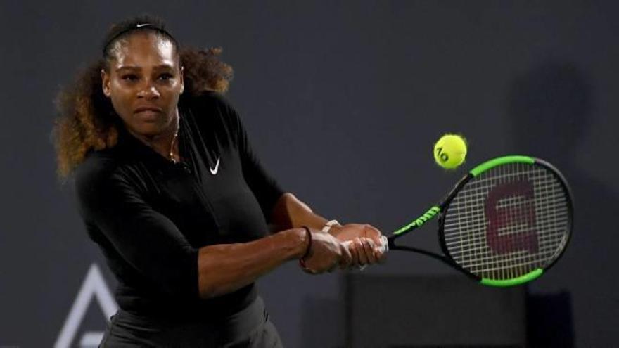 Retorn de Serena a les pistes