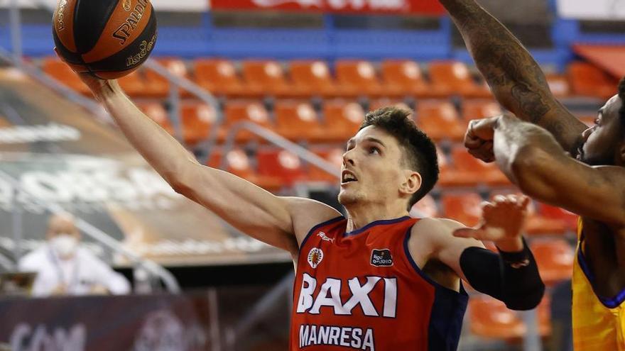 Matt Janning seguirà al Baxi fins a final de temporada