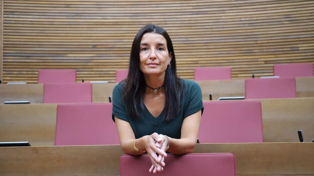 La nueva síndica, Ruth Merino