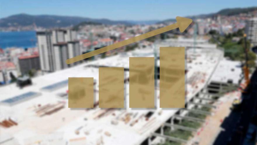 Vialia triunfa en el mercado inmobiliario: decenas de pisos usan su proximidad como gancho comercial