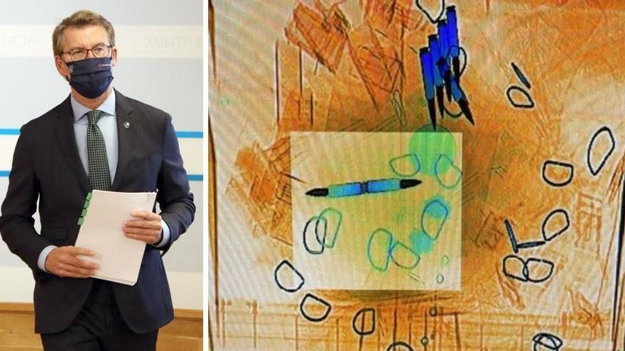 """Feijóo acusa al Gobierno de """"usar Correos"""" en el caso de las amenazas en campaña"""