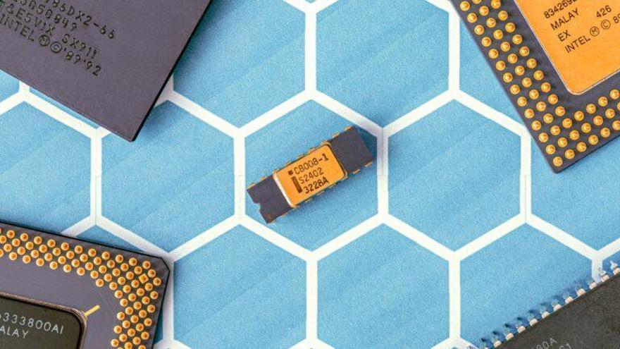 Crean el dispositivo de almacenamiento más pequeño del mundo