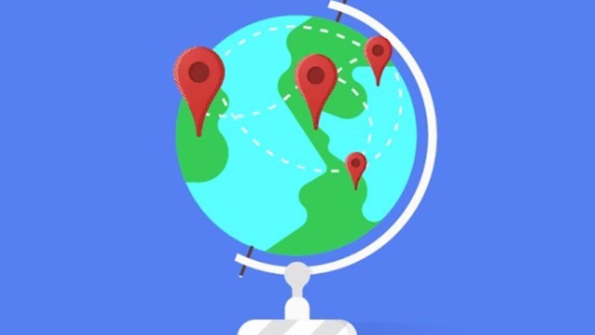 La app contará con un nuevo mapa.