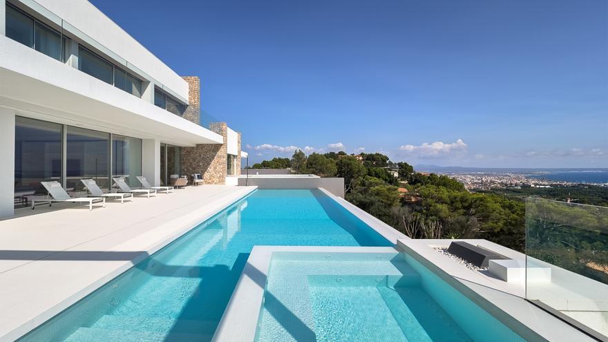 Baleares alberga el 22,9% de las viviendas de lujo en venta en España