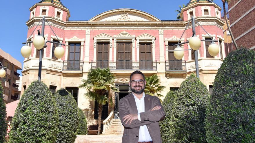 Diego José Mateos, alcalde de Lorca: «Destaco la fortaleza de los lorquinos y esa ilusión por salir adelante»