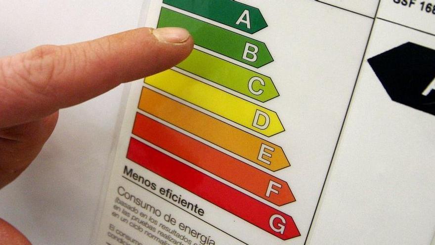 Así es el nuevo etiquetado de eficiencia energética que entra en vigor en marzo