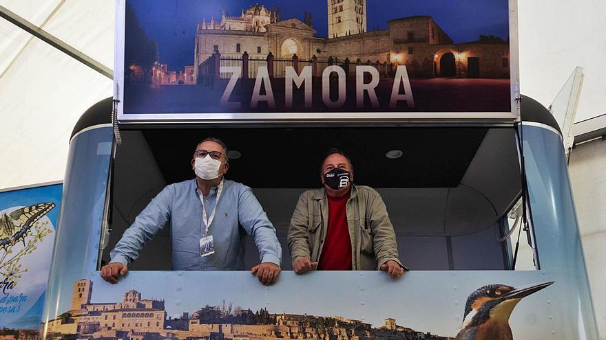 Zamora se reivindica en Naturcyl como destino ideal para el ecoturismo y exhibe su potencial