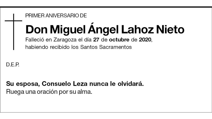 Miguel Ángel Lahoz Nieto