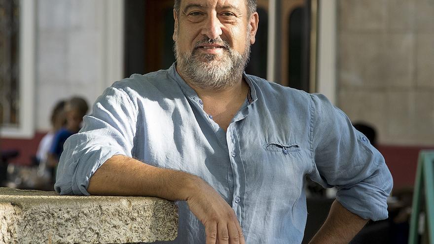 Jesús Jurado, número uno de Podemos en Palma