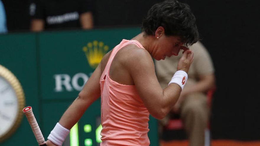 Carla Suárez dice adiós a Estrasburgo